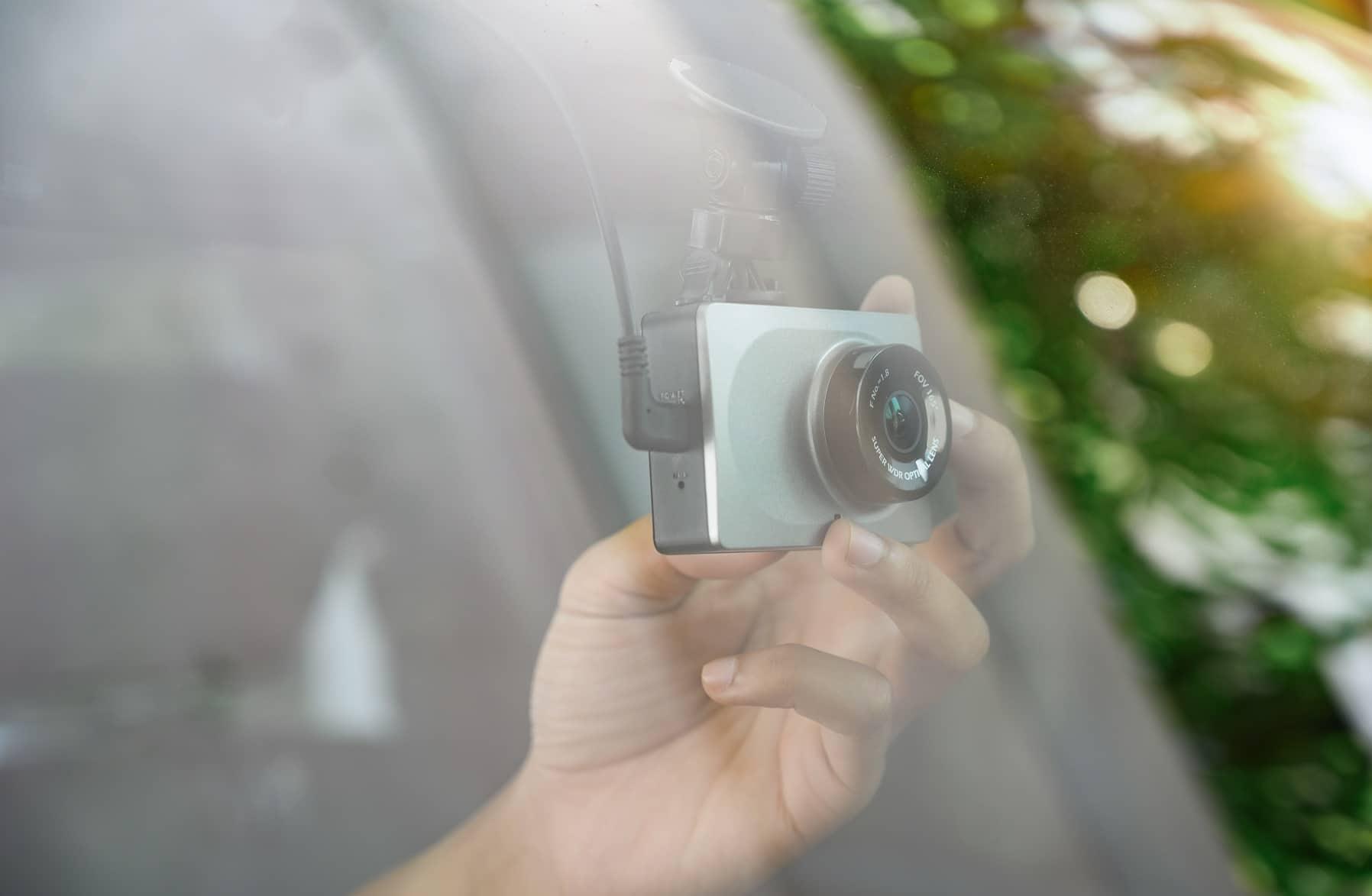 A Dash Cam as a Truck Driver Gift