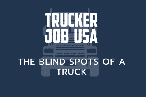 Infographic: What Are the Blind Spots of a Truck?