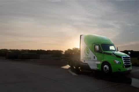 Next Gen Truck Tech: Autonomous Trucking and Hybrid Technology