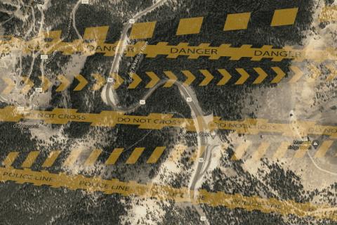 Fatal Semi Crash on Monarch Pass Leaves Trucker Dead