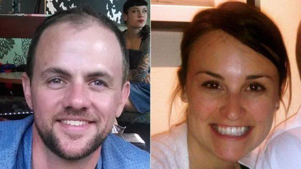 Joseph Kerney (left) and Kathryn Schurtz (right)