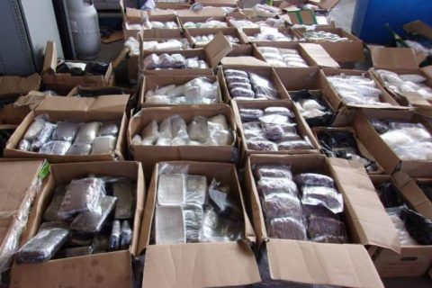 Feds Seize $7m in Drugs Concealed as Medical Supplies