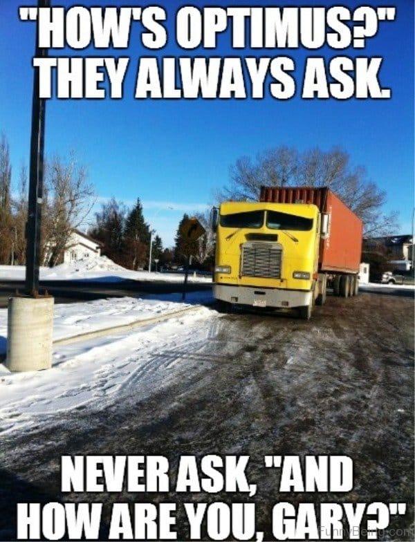 Gary the truck meme
