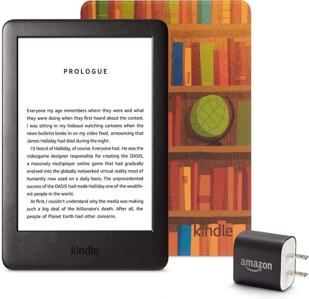 An E-Book Reader as a Truck Driver Gift