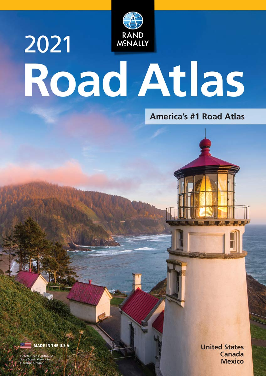 A Road Atlas as a Truck Driver Gift