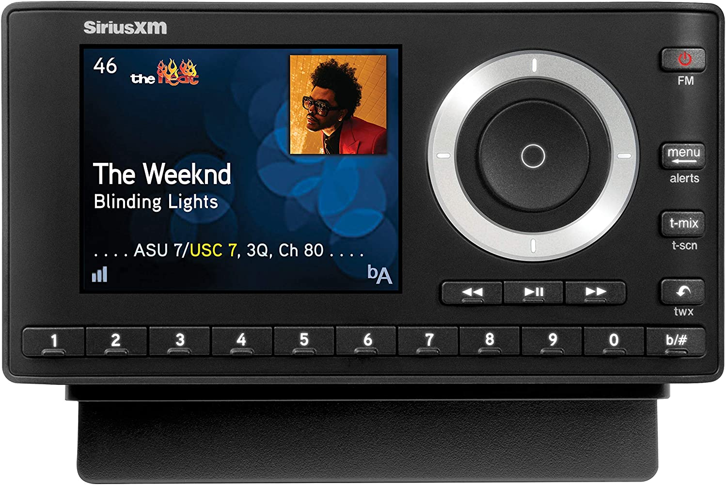 Satellite Radio as a Truck Driver Gift