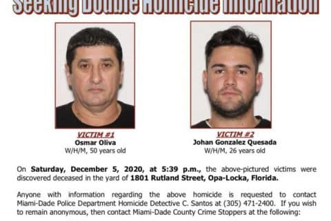 Masked Men Kidnap, Torture, and Execute Two Florida Truckers