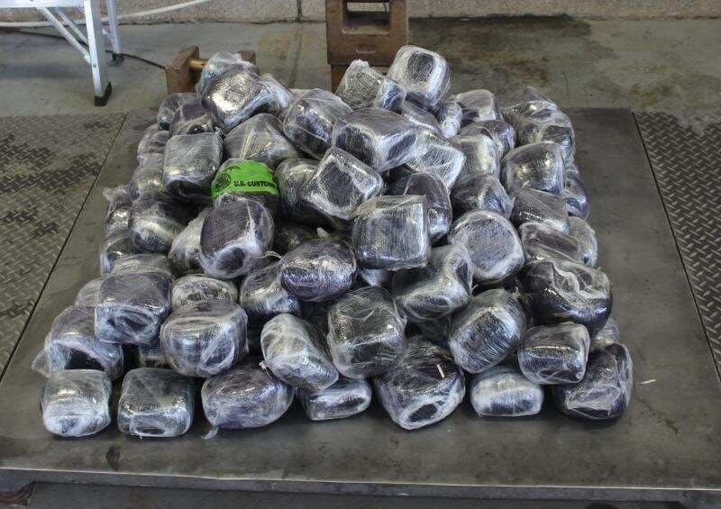 CBP Agents Seize $4.3 M Worth of Meth in Pickle Shipment