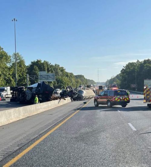 31 year old trucker killed in crash