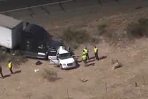 Woman Arrested for Illegal U-Turn that Led to Crash Killing Six
