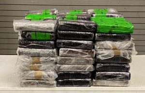$2 Million in Alleged Cocaine Seized from Semi by CBP